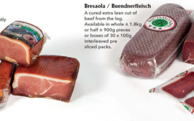 Our Cold Cut Meat Range
