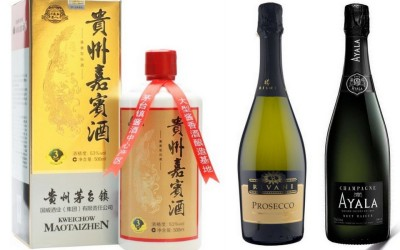 New Year Wines – 恭禧发财